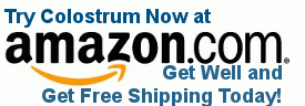 Buy Colostrum at Amazon.com for Under $28.99!!